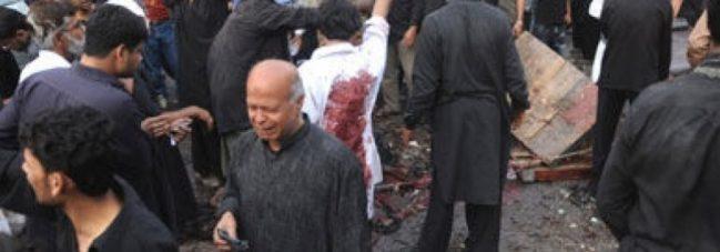 مجمع جهانی امت اسلامی: نور اهل بیت با حمله تروریستی به عزاداران حسینی خاموش نمی شود