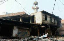 تخریب مسجد مسلمانان هند
