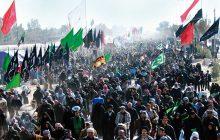 آمریکا و اسرائیل از مراسم اربعین حسینی ترسیده است