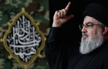 امت اسلامی عالمی کونسل نے سید حسن نصر اللہ کی خدمت میں تعزیت پیش کی